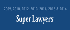 Eleanor Barr Super Lawyers - 2009, 2010, 2012, 2013 and 2014